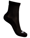 Newline Bamboo Ankle Sock Black