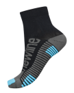 Newline Tech Sock - Black