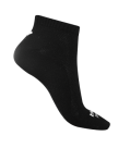Newline Bamboo Socklet Black