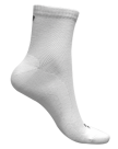 Newline Bamboo Ankle Sock White